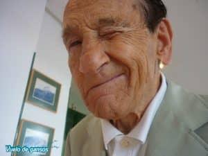 Paco Les con 93 años